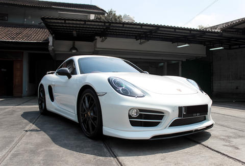 2013 Porsche Cayman 2.7 Full Spec