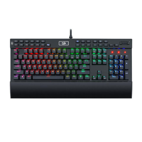 [JoJo CompTech] REDRAGON K550 YAMA Black RGB LED Mechanical Gaming Keyboard