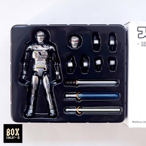 ACTION WORKS MEGAHOUSE LIMITED GAVAN METALLIC VERSION RARE NOT SHF