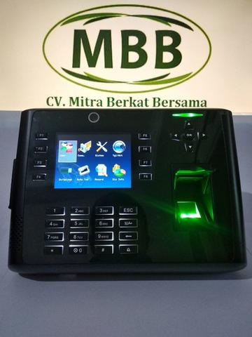 Fingerprint Mesin Absensi Support ADMS Web Server MBB 5700