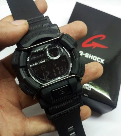 GSHOCK GD 400 Black