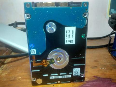 HDD internal 1TB 5400RPM 2,5 inch Seagate 7mm slim