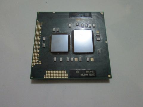 Intel Core i5 Mobile i5-430M SLBPN 2.26GHz 3MB Socket G1 CPU Processor