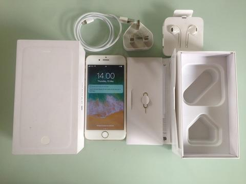 JUAL IPHONE 6 128GB GOLD