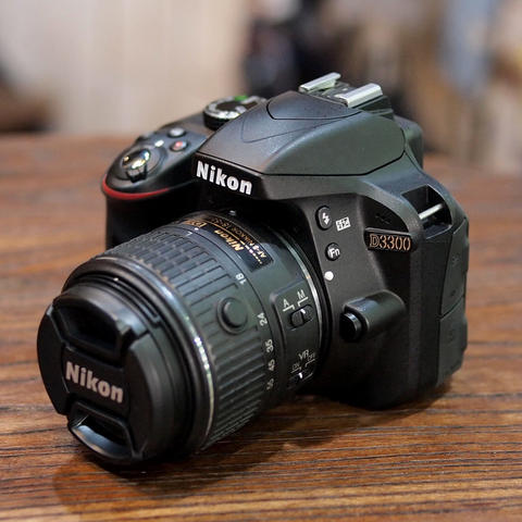 NIKON D3300 KIT 18-55MM - GOOD CONDITION | 5796