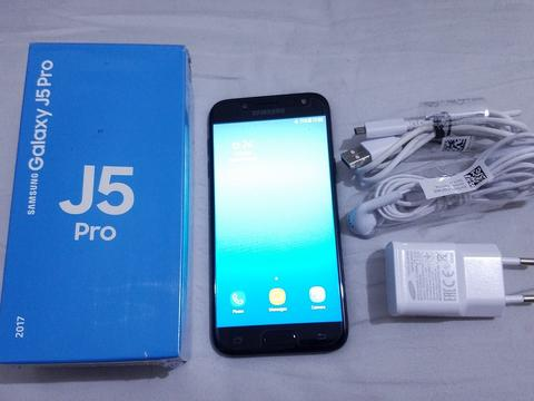 Samsung J5 Pro Like New ,Garansi Resmi Samsung + Tempered Glass Premium