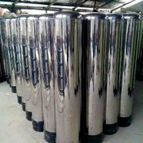 Tabung Filter Air Otomatis stainles