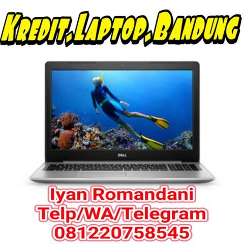 Dell Inspiron 5570 i7 8850 Kredit Laptop Bandung All Type Asus HP Dell Lenovo Apple !