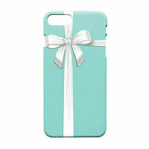 Tiffany Box iPhone 7 Plus - 7s Plus Custom Hard Case