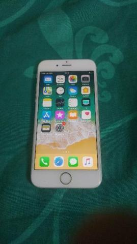 iphone 6 gold 32 gb, masih mulus, normal