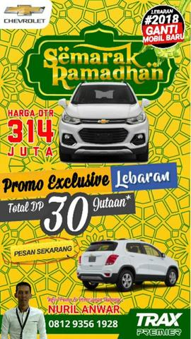 All New Chevrolet Trax 1.4 Turbo Premier