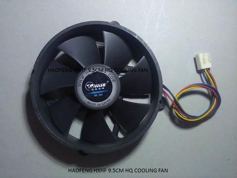 HAOFENG HXHF 9.5CM HQ COOLING FAN
