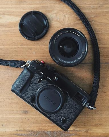 Fujifilm X-PRO2 body only mint condition