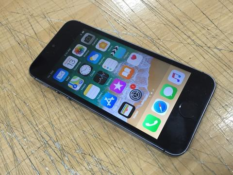 iphone 5s 16gb 4G ex ibox ... grey
