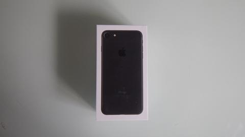 IPHONE 7 128GB BLACKMATTE SECOND GARANSI STORE