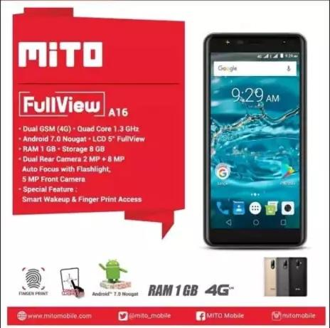 Mito A16 Full View