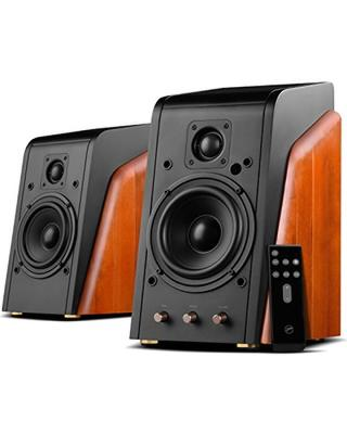 Swan Hivi M200 MKIII+ Bluetooth Active 2.0 Bookshelf Speaker