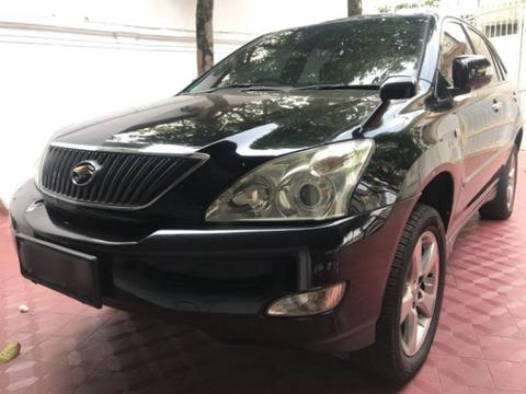 TOYOTA HARRIER 2.4 G AT PREMIUM