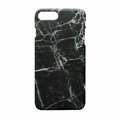Marble Black And White iPhone 7 Plus - 7s Plus Custom Hard Case