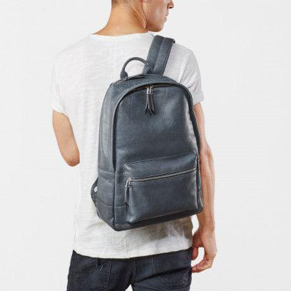 BNWT Backpack / Ransel Fossil Full Leather