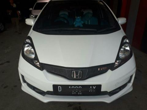 Honda Jazz 2013 Type RS (Manual)