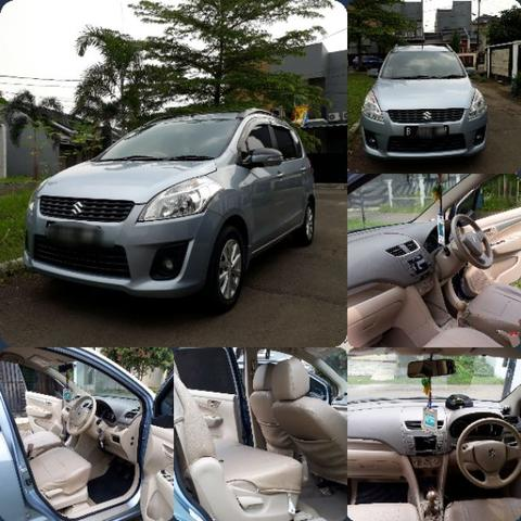 Suzuki Ertiga GL 2012 Manual Low KM
