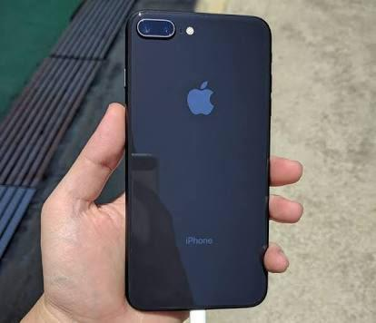 kredit Iphone 8 Plus 256GB grey New