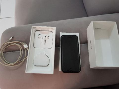 iphone 7 32gb black matte ex international muluuuss