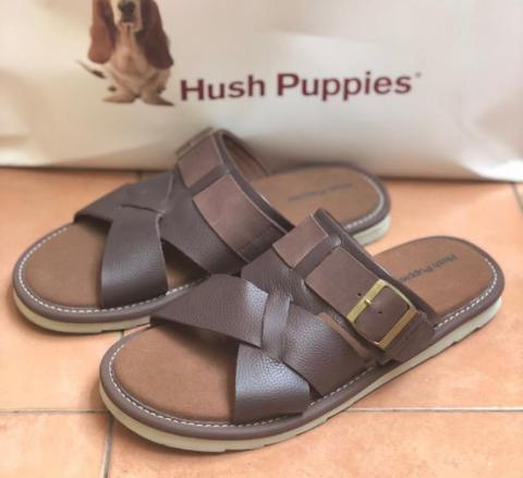 Hush Puppiies Vielon Cross Brown