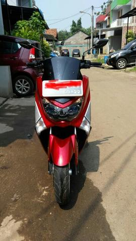 Jual NMax ABS 2016 (September)