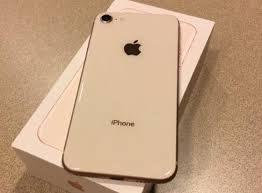 Apple iPhone 8 256gb gold New Kredit proses 3 Min