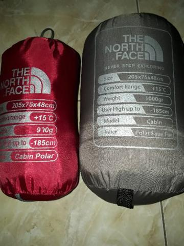 Paket Sleeping Bag Polar Bulu + Polar Biasa