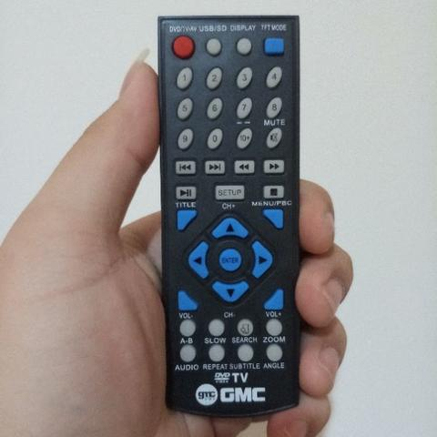 Remote Portable GMC