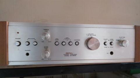 PIONEER SA-6200 Stereo Integrated amplifier