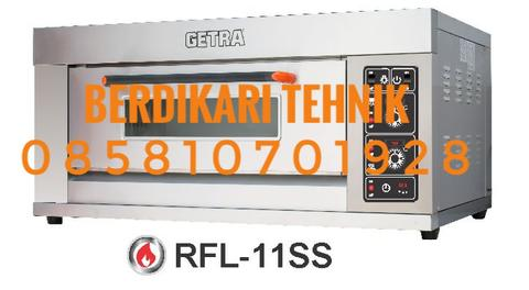 GAS BANKING OVEN - (GETRA) - RFL-11SS