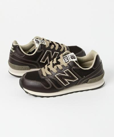 [DIJAMIN ORIGINAL] New Balance Womens W368JBR Brown
