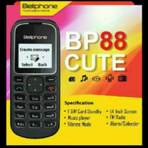 Bellphone BP88 Cute