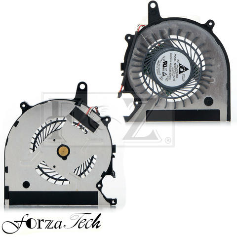 Fan Processor SONY Vaio SVP132A Pro 13 SVP13 SVP13 SVP132A1CL 4MMS8FAV (4 Pin )