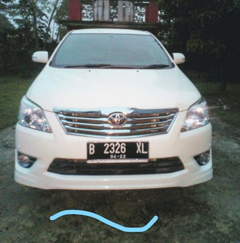 Innova Luxury Matic Type V 2012