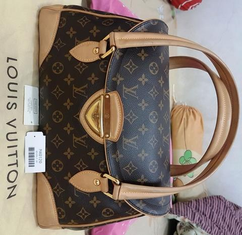 Louis Vuitton LV Beverly GM original not gucci hermes bally bottega tods salvatore