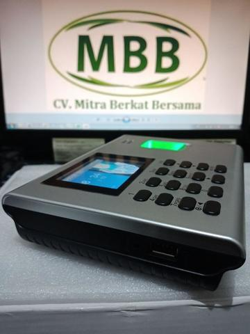 Mesin absensi Internal battery MURAH free trainning MBB 300