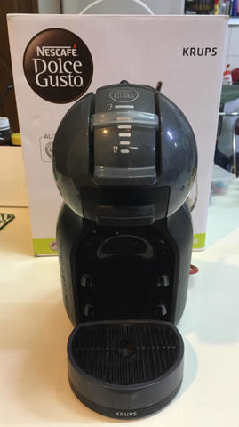 Nescafe Dolce Gusto Mini Me Automatic Black MULUS