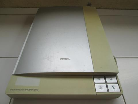 Scanner Epson Perfection V100 Berfungsi Normal