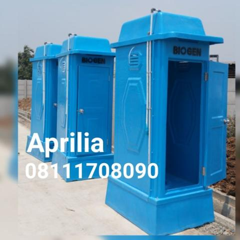 Toilet Portable closet Jongkok type B