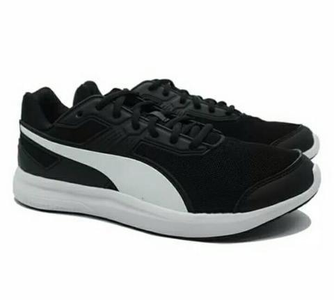 SEPATU RUNNING PUMA ESCAPER Mesh Black White 364307 01 ORIGINAL MURAH