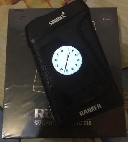 MOD SMOANT RANKER TC 218 WATT BLACK