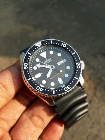seiko diver skx 007 not citizen orient