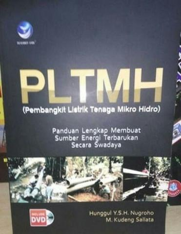 Buku PLTMH + CD Video