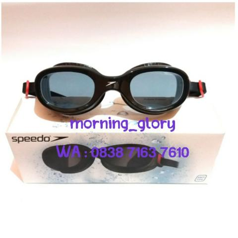 Ori Kacamata Renang SPEEDO/ UV Shield No Fog Swimming Goggles Futura Classic
