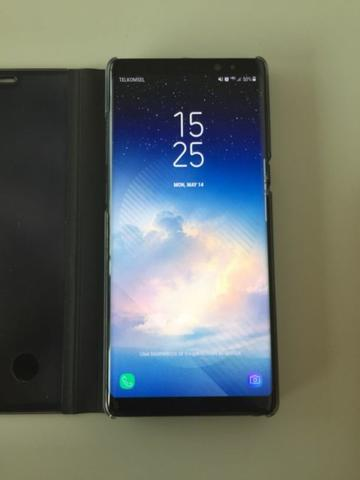 SAMSUNG GALAXY NOTE 8 BLACK